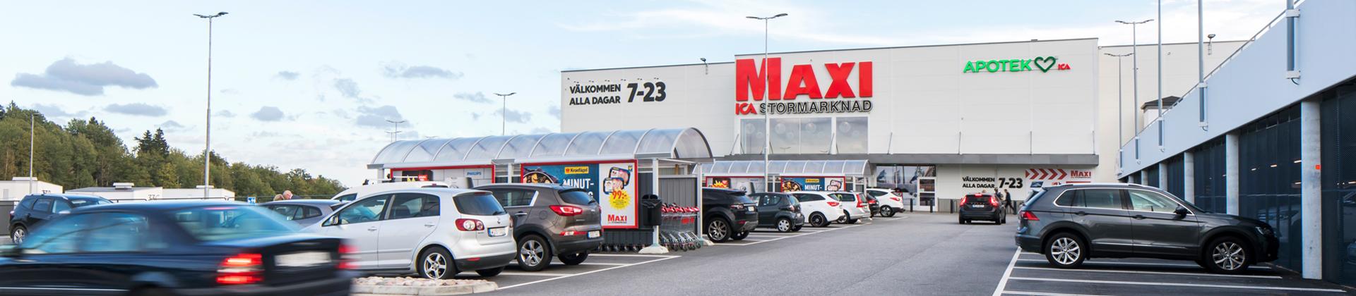 ica maxi södertälje moraberg